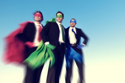 Superheroes. Discover Your Strengths At Work