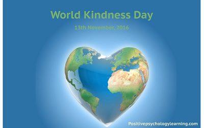 World Kindness Day, 13th November