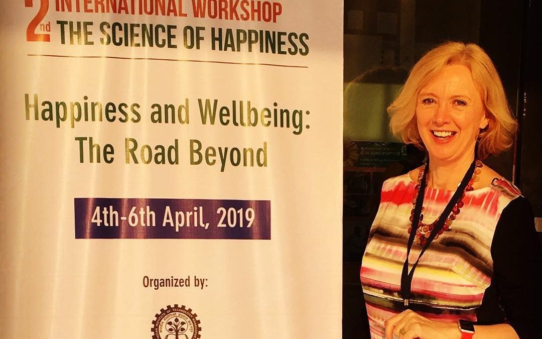 International Happiness & Wellbeing Conference, IIT Kharagpur 2019